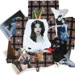 Portrait détourné : Atelier hebdo collage ados adultes Liège