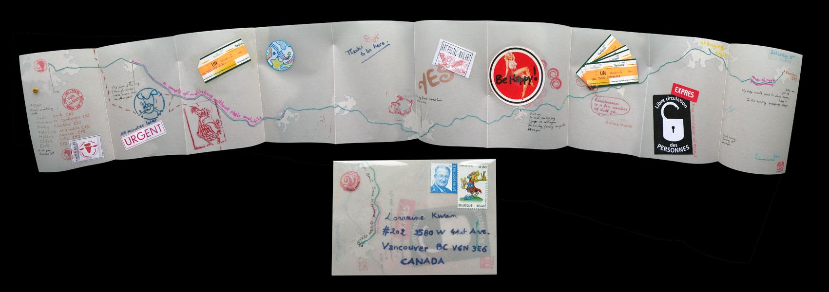 Atelier d'art postal